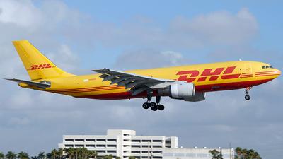 N362DH - Airbus A300B4-103(F) - DHL Cargo