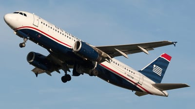 N657AW - Airbus A320-232 - US Airways