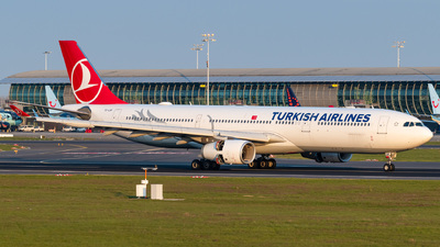 A picture of TCLOF - Airbus A330343 - Turkish Airlines - © Gaetan De Meyer
