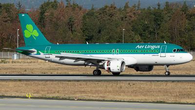 EI-GAM - Airbus A320-214 - Aer Lingus