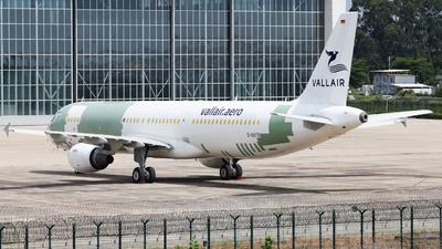 D-AATB - Airbus A321-211P2F - Vallair