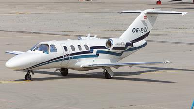 OE-FVJ - Cessna 525 CitationJet 1 - Air Link