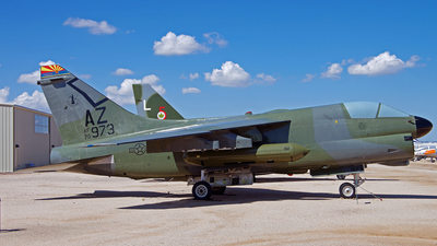 70-0973 - LTV A-7D Corsair II - United States - US Air Force (USAF)