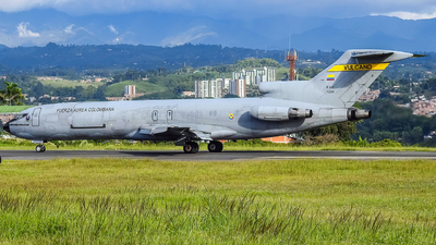 FAC1204 - Boeing 727-2X3(Adv)(F) - Colombia - Air Force