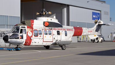 A picture of LNOPH - Airbus Helicopters AS332 L1 - CHC Helikopter Service - © Tomek Kepanowski