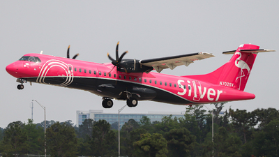N702SV - ATR 72-212A(600) - Silver Airways
