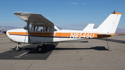 N8546U - Cessna 172F Skyhawk - Private