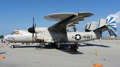 168599 - Grumman E-2D Advanced Hawkeye - United States - US Navy (USN)