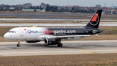 TC-ODC - Airbus A320-233 - Onur Air