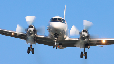 C-GKFG - Convair CV-580(F)(SCD) - Kelowna Flightcraft Air Charter
