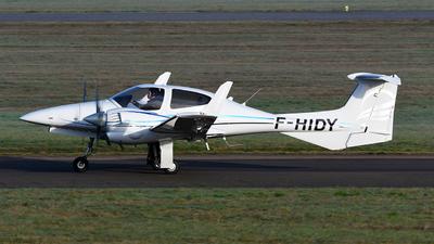 F-HIDY - Diamond DA-42 Twin Star - Astonfly