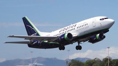 YV3001 - Boeing 737-5L9 - Albatros Airlines