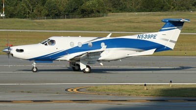 N539PE - Pilatus PC-12/45 - Epps Air Service