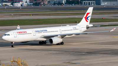 B-1041 - Airbus A330-343 - China Eastern Airlines