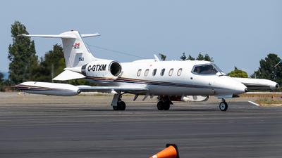 C-GTXM - Bombardier Learjet 35A - Top Aces