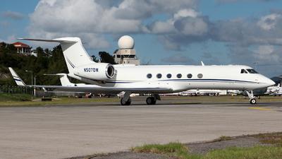 N507DW - Gulfstream G-V - Private