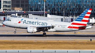 A picture of N769US - Airbus A319112 - American Airlines - © Lynn Aisin-Gioro