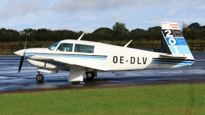 OE-DLV - Mooney M20J-201 - Private