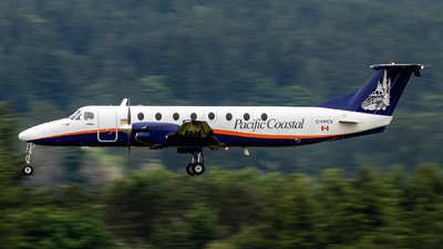 C-FPCV - Beech 1900C - Pacific Coastal Airlines