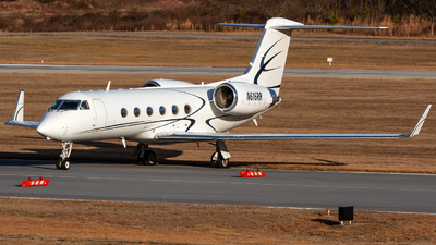 N616RR - Gulfstream G-IV(SP) - Private