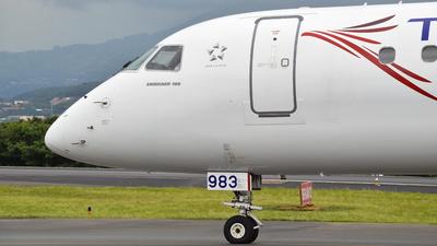 N983TA - Embraer 190-100IGW - TACA International Airlines