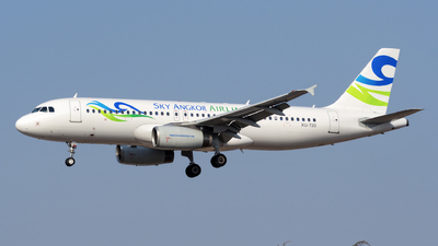 XU-720 - Airbus A320-232 - Sky Angkor Airlines