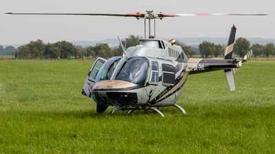 A picture of OKPVI - Bell 206B JetRanger III - [4666] - © fishcrosser