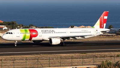 CS-TJE - Airbus A321-211 - TAP Air Portugal