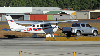 TG-AVE - Cessna T206H Turbo Stationair - Private