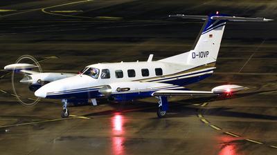 D-IOVP - Piper PA-42-720 Cheyenne IIIA - Heli-Flight