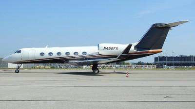 N452FX - Gulfstream G450 - Flexjet