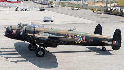 A picture of CGVRA - Avro Lancaster Mk.X - [FM 213] - © Charlie Sun