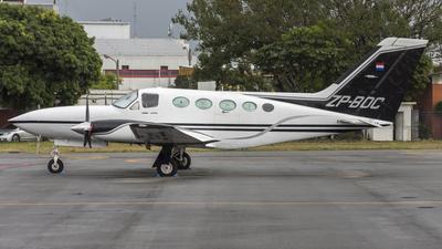 ZP-BOC - Cessna 414A Chancellor - Private