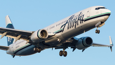 N457AS - Boeing 737-990ER - Alaska Airlines