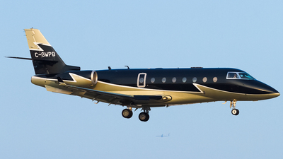 C-GWPB - Gulfstream G200 - Chartright Air