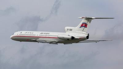 A picture of P561 - Tupolev Tu154B2 - Air Koryo - © nik_pilgrim