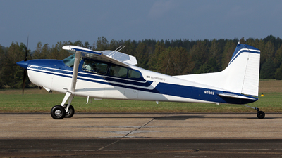 N789Z - Cessna A185F Skywagon - Private