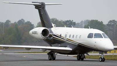 N415FX - Embraer EMB-545 Legacy 450  - Flexjet