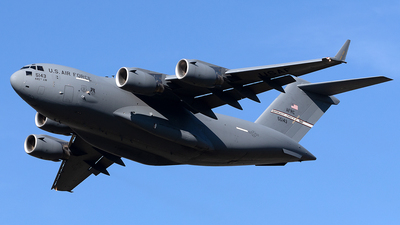 05-5143 - McDonnell Douglas C-17A Globemaster III - United States - US Air Force (USAF)
