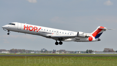F-GRZO - Bombardier CRJ-701 - HOP! for Air France