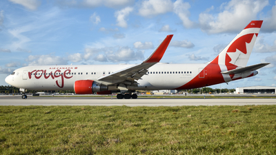 A picture of CFMXC - Boeing 767333(ER) - [25588] - © Matthew Calise