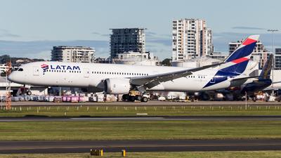 CC-BGG - Boeing 787-9 Dreamliner - LATAM Airlines
