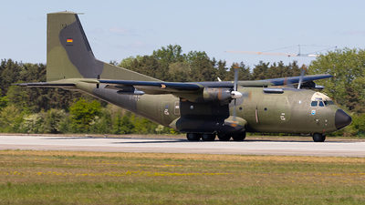 50-77 - Transall C-160D - Germany - Air Force