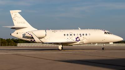 T7-TZE - Dassault Falcon 2000LX - Private