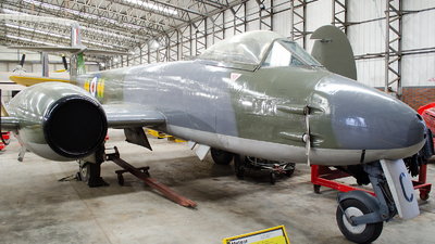 WK864 - Gloster Meteor F.8 - United Kingdom - Royal Air Force (RAF)