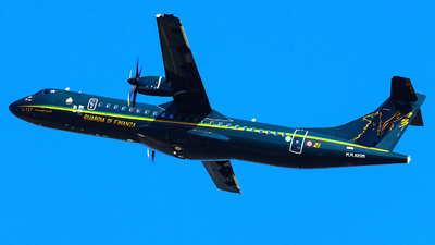 MM62315 - ATR 72-212A(600MP) - Italy - Guardia di Finanza