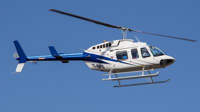 TI-BFS - Bell 206L-4 LongRanger - HeliJet