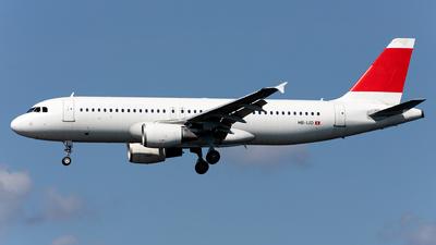 A picture of HBIJD - Airbus A320214 - [0553] - © OCFLT_OMGcat