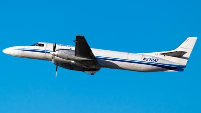 A picture of N578AF - Fairchild Swearingen Metroliner - Ameriflight - © Ricky Teteris