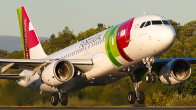 CS-TNH - Airbus A320-214 - TAP Air Portugal